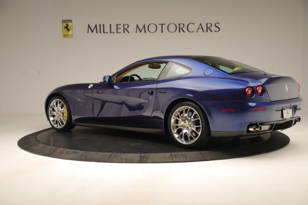 Used 2009 Ferrari 612 Scaglietti OTO for sale Sold at Alfa Romeo of Westport in Westport CT 06880 4