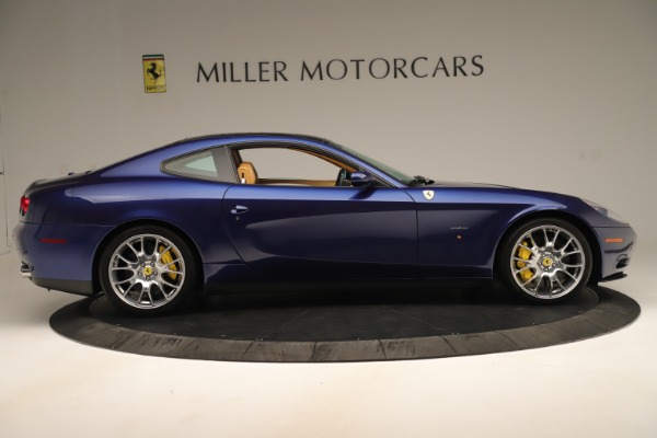 Used 2009 Ferrari 612 Scaglietti OTO for sale Sold at Alfa Romeo of Westport in Westport CT 06880 9