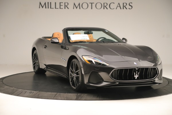 New 2019 Maserati GranTurismo Sport Convertible for sale $161,695 at Alfa Romeo of Westport in Westport CT 06880 11