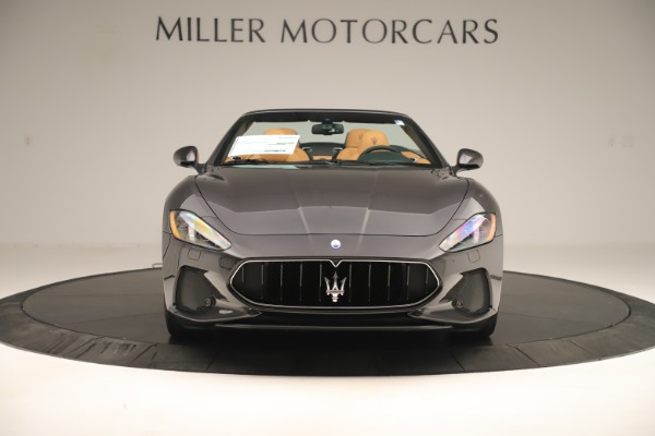 New 2019 Maserati GranTurismo Sport Convertible for sale $163,845 at Alfa Romeo of Westport in Westport CT 06880 12