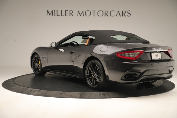 New 2019 Maserati GranTurismo Sport Convertible for sale $161,695 at Alfa Romeo of Westport in Westport CT 06880 15