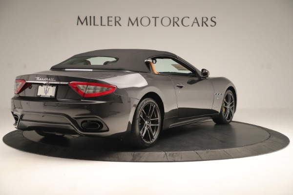New 2019 Maserati GranTurismo Sport Convertible for sale $161,695 at Alfa Romeo of Westport in Westport CT 06880 16