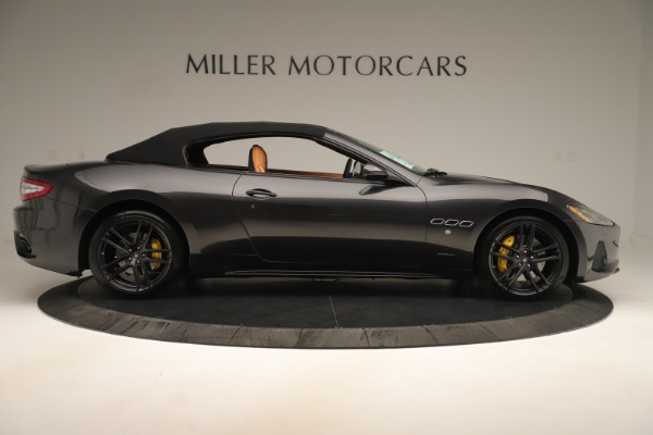New 2019 Maserati GranTurismo Sport Convertible for sale $161,695 at Alfa Romeo of Westport in Westport CT 06880 17