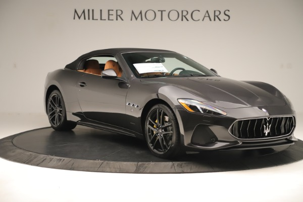 New 2019 Maserati GranTurismo Sport Convertible for sale $161,695 at Alfa Romeo of Westport in Westport CT 06880 18