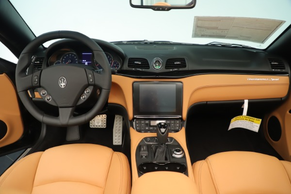 New 2019 Maserati GranTurismo Sport Convertible for sale $161,695 at Alfa Romeo of Westport in Westport CT 06880 22