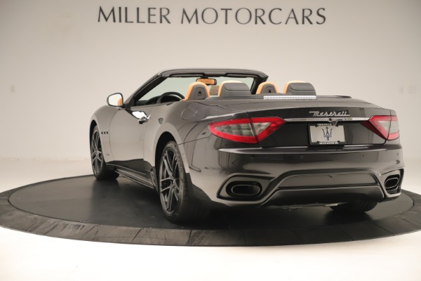 New 2019 Maserati GranTurismo Sport Convertible for sale $161,695 at Alfa Romeo of Westport in Westport CT 06880 5