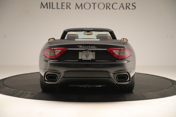 New 2019 Maserati GranTurismo Sport Convertible for sale $161,695 at Alfa Romeo of Westport in Westport CT 06880 6