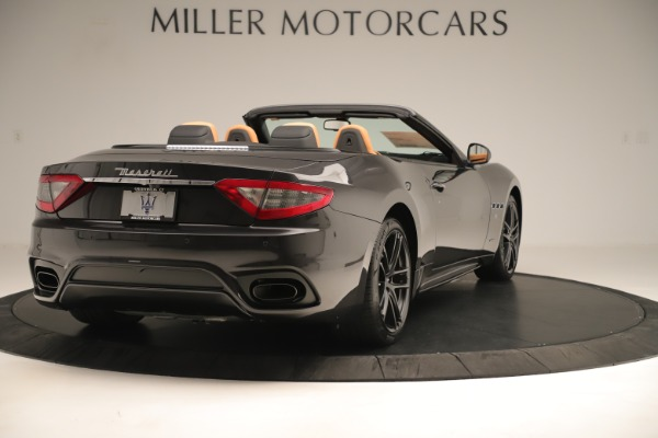 New 2019 Maserati GranTurismo Sport Convertible for sale $161,695 at Alfa Romeo of Westport in Westport CT 06880 7