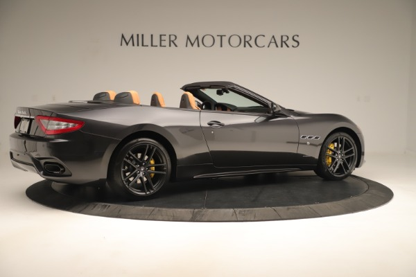 New 2019 Maserati GranTurismo Sport Convertible for sale $161,695 at Alfa Romeo of Westport in Westport CT 06880 8