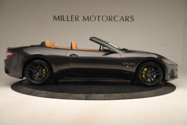 New 2019 Maserati GranTurismo Sport Convertible for sale $163,845 at Alfa Romeo of Westport in Westport CT 06880 9