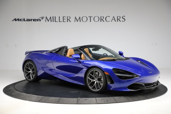 New 2020 McLaren 720S SPIDER Convertible for sale $374,830 at Alfa Romeo of Westport in Westport CT 06880 10