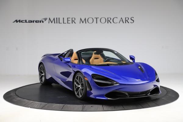 New 2020 McLaren 720S Spider Luxury for sale Sold at Alfa Romeo of Westport in Westport CT 06880 11