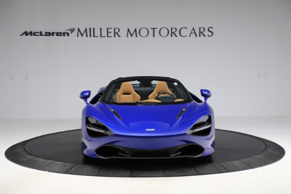 New 2020 McLaren 720S SPIDER Convertible for sale $374,830 at Alfa Romeo of Westport in Westport CT 06880 12