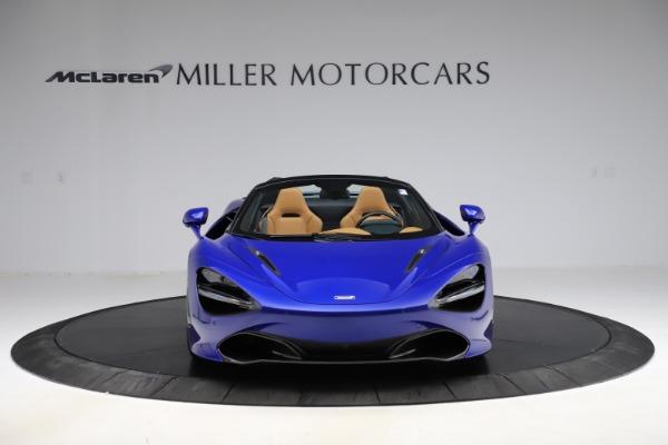 New 2020 McLaren 720S Spider Luxury for sale Sold at Alfa Romeo of Westport in Westport CT 06880 12
