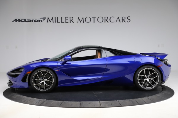 New 2020 McLaren 720S SPIDER Convertible for sale $374,830 at Alfa Romeo of Westport in Westport CT 06880 17
