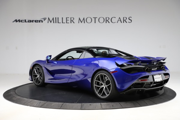 New 2020 McLaren 720S SPIDER Convertible for sale $374,830 at Alfa Romeo of Westport in Westport CT 06880 18