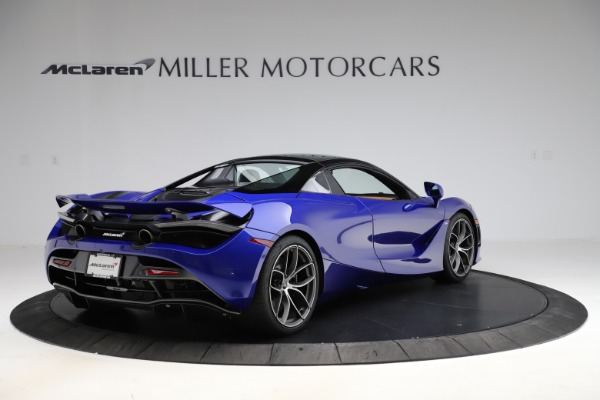 New 2020 McLaren 720S SPIDER Convertible for sale $374,830 at Alfa Romeo of Westport in Westport CT 06880 19