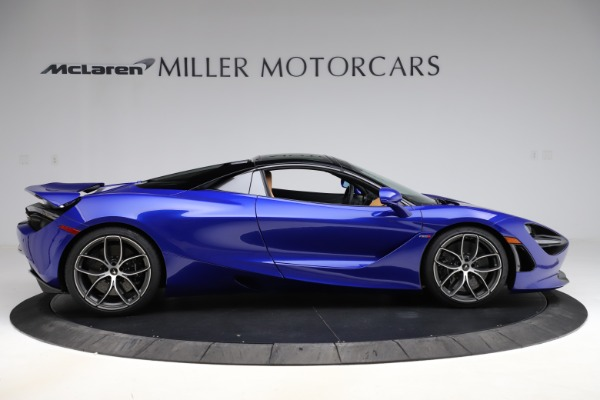 New 2020 McLaren 720S SPIDER Convertible for sale $374,830 at Alfa Romeo of Westport in Westport CT 06880 20