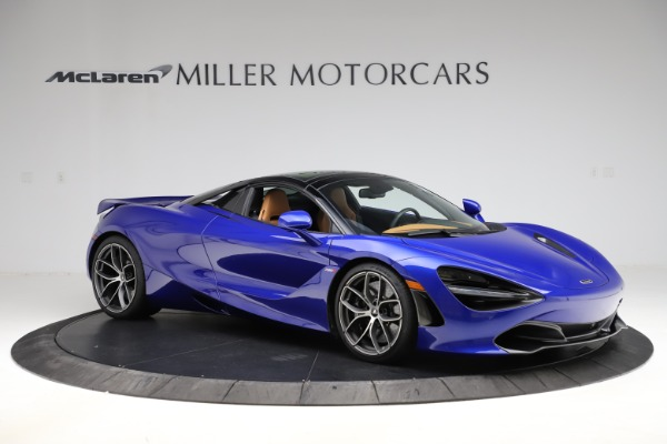 New 2020 McLaren 720S SPIDER Convertible for sale $374,830 at Alfa Romeo of Westport in Westport CT 06880 21