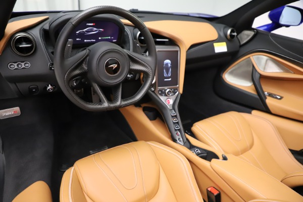 New 2020 McLaren 720S SPIDER Convertible for sale $374,830 at Alfa Romeo of Westport in Westport CT 06880 22