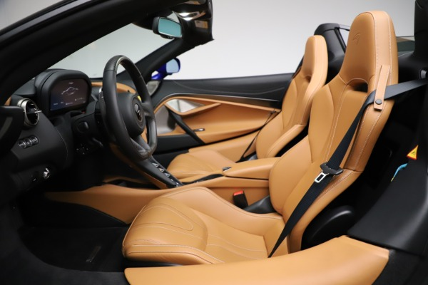 New 2020 McLaren 720S SPIDER Convertible for sale $374,830 at Alfa Romeo of Westport in Westport CT 06880 23