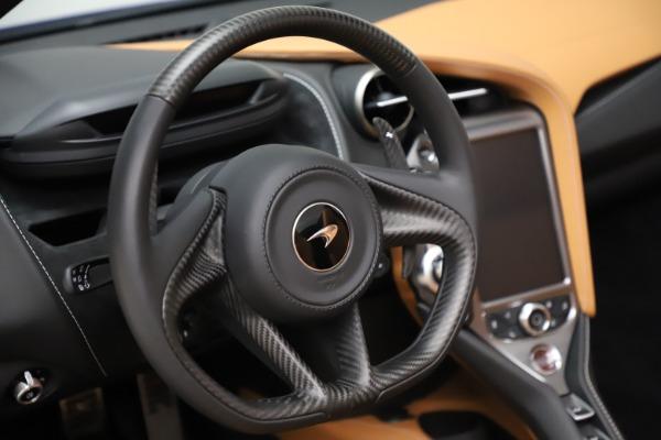 New 2020 McLaren 720S Spider Luxury for sale Sold at Alfa Romeo of Westport in Westport CT 06880 25