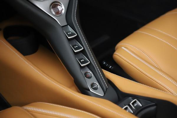 New 2020 McLaren 720S Spider Luxury for sale Sold at Alfa Romeo of Westport in Westport CT 06880 26