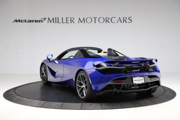 New 2020 McLaren 720S Spider Luxury for sale Sold at Alfa Romeo of Westport in Westport CT 06880 5
