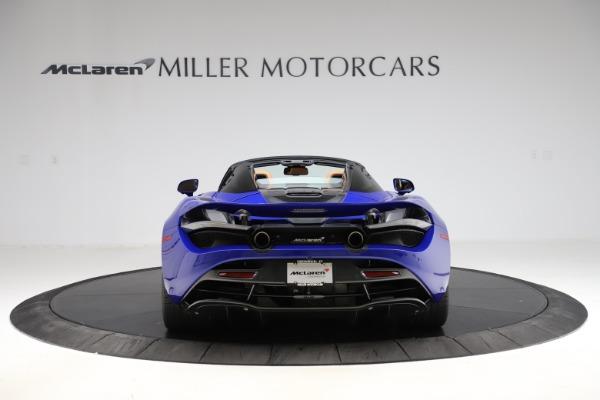 New 2020 McLaren 720S Spider Luxury for sale Sold at Alfa Romeo of Westport in Westport CT 06880 6