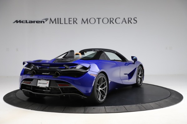 New 2020 McLaren 720S SPIDER Convertible for sale $374,830 at Alfa Romeo of Westport in Westport CT 06880 7