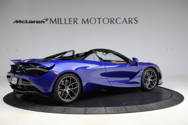 New 2020 McLaren 720S SPIDER Convertible for sale $374,830 at Alfa Romeo of Westport in Westport CT 06880 8
