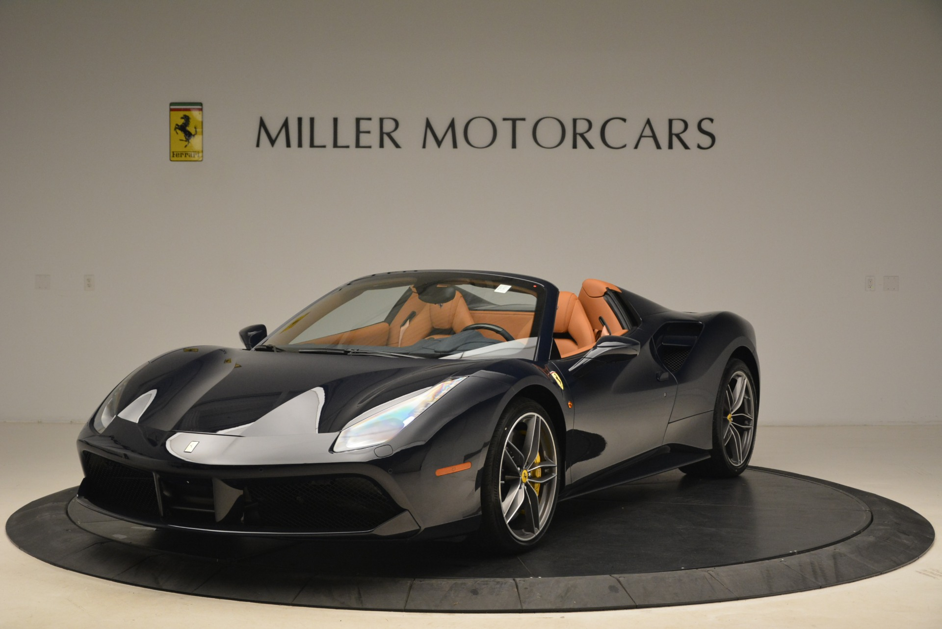 Pre Owned 2018 Ferrari 488 Spider For Sale Special Pricing Alfa Romeo Of Westport Stock 4597