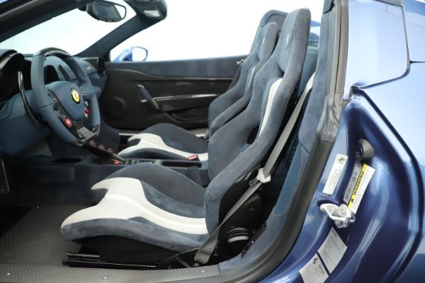 Used 2015 Ferrari 458 Speciale Aperta for sale Sold at Alfa Romeo of Westport in Westport CT 06880 22