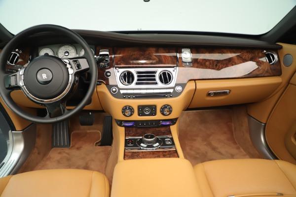 Used 2016 Rolls-Royce Dawn for sale Sold at Alfa Romeo of Westport in Westport CT 06880 22