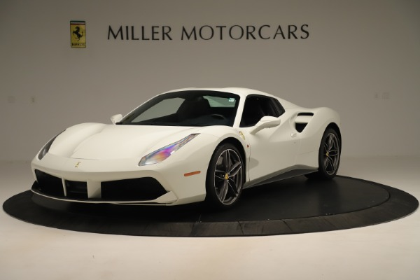Used 2016 Ferrari 488 Spider for sale $269,900 at Alfa Romeo of Westport in Westport CT 06880 13