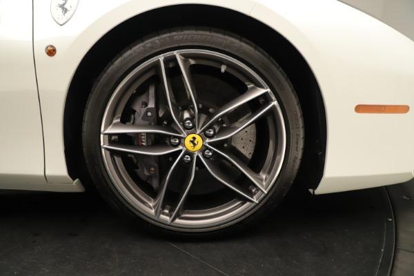 Used 2016 Ferrari 488 Spider for sale $269,900 at Alfa Romeo of Westport in Westport CT 06880 19