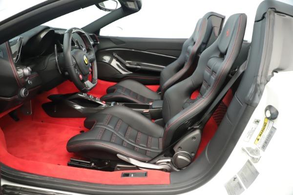 Used 2016 Ferrari 488 Spider for sale $269,900 at Alfa Romeo of Westport in Westport CT 06880 21