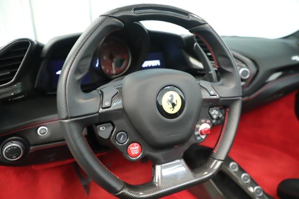 Used 2016 Ferrari 488 Spider for sale $269,900 at Alfa Romeo of Westport in Westport CT 06880 27