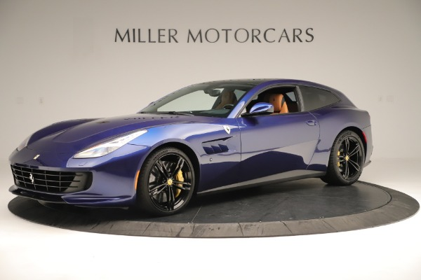 Used 2019 Ferrari GTC4Lusso for sale Sold at Alfa Romeo of Westport in Westport CT 06880 2