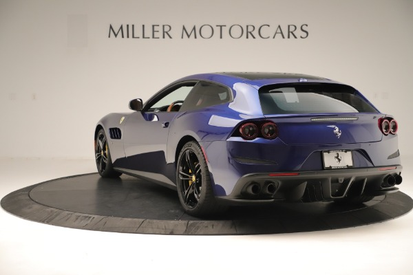 Used 2019 Ferrari GTC4Lusso for sale Sold at Alfa Romeo of Westport in Westport CT 06880 5