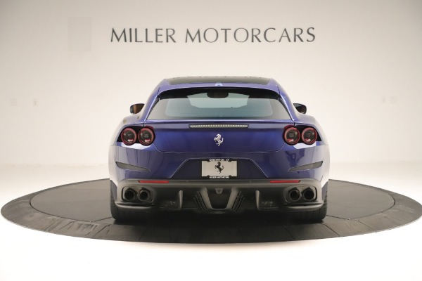 Used 2019 Ferrari GTC4Lusso for sale Sold at Alfa Romeo of Westport in Westport CT 06880 6