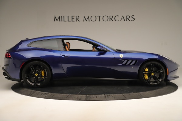 Used 2019 Ferrari GTC4Lusso for sale Sold at Alfa Romeo of Westport in Westport CT 06880 9