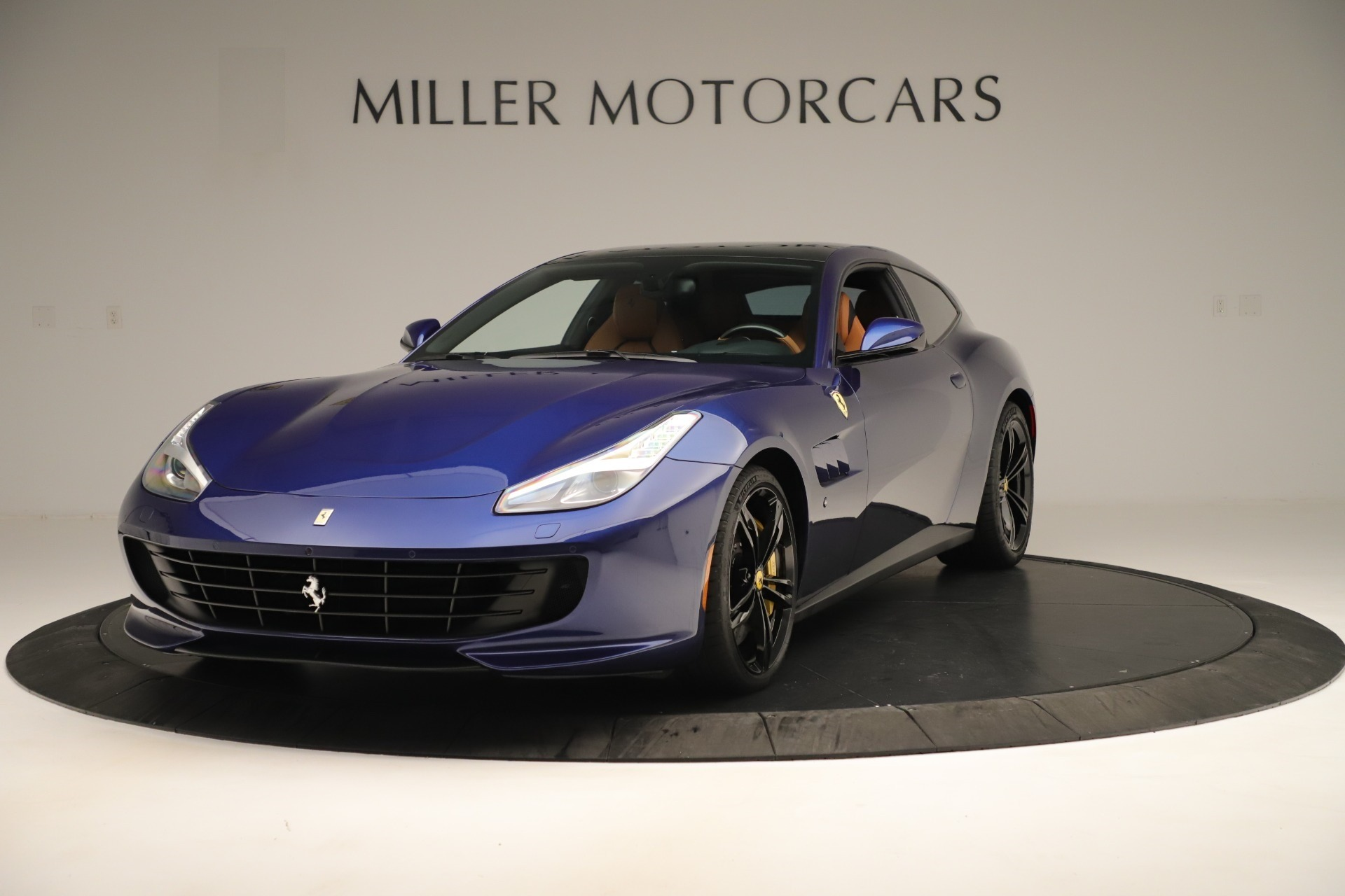 Used 2019 Ferrari GTC4Lusso for sale Sold at Alfa Romeo of Westport in Westport CT 06880 1