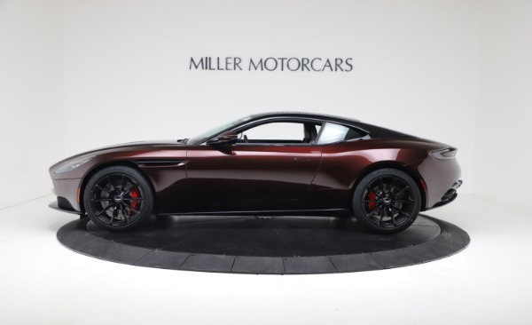 New 2019 Aston Martin DB11 V12 AMR Coupe for sale Sold at Alfa Romeo of Westport in Westport CT 06880 3