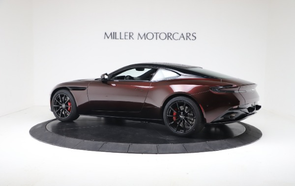 New 2019 Aston Martin DB11 V12 AMR Coupe for sale Sold at Alfa Romeo of Westport in Westport CT 06880 4