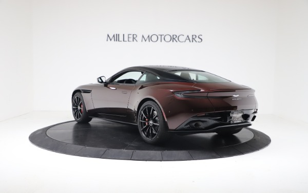 New 2019 Aston Martin DB11 V12 AMR Coupe for sale Sold at Alfa Romeo of Westport in Westport CT 06880 5