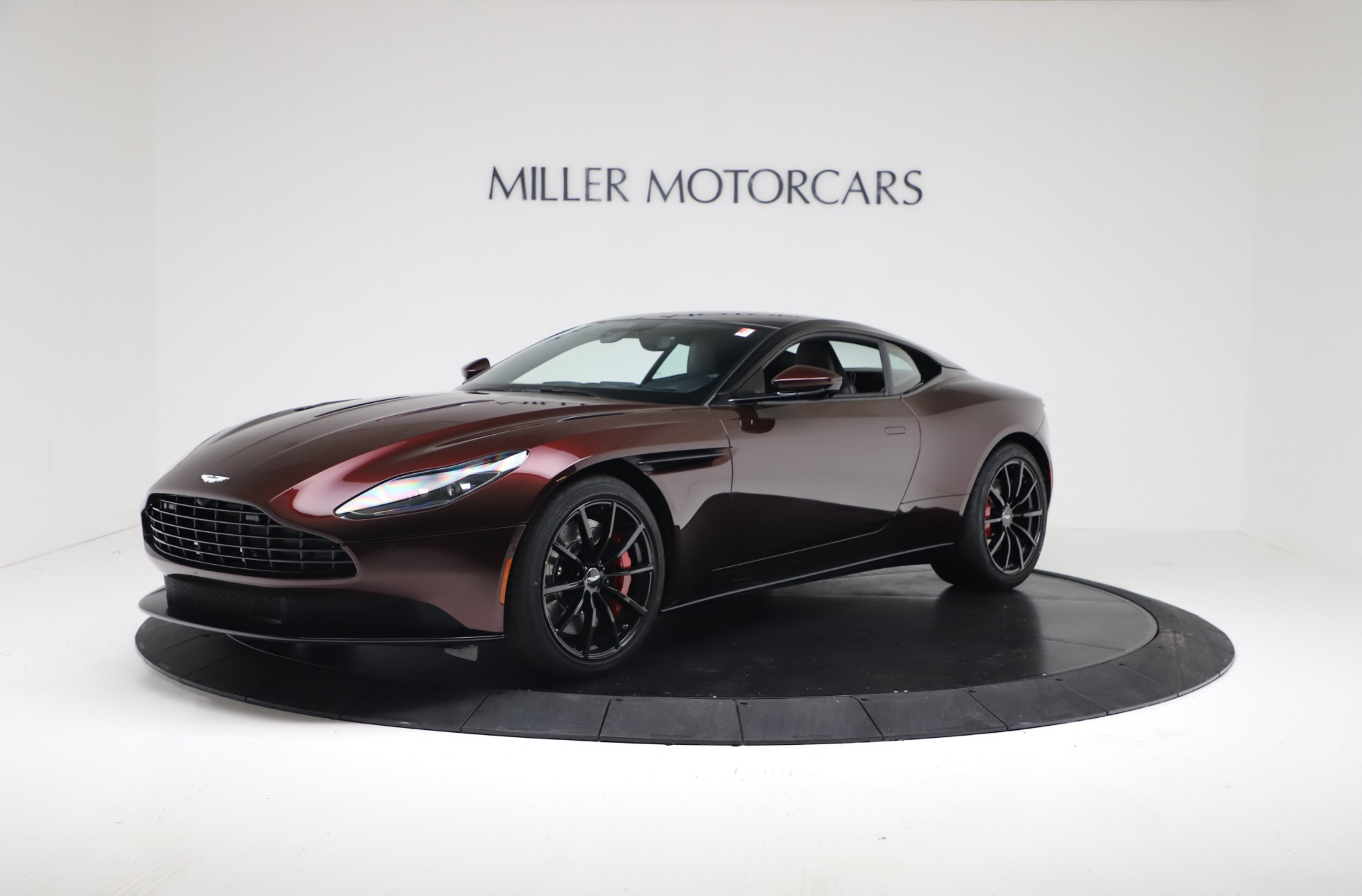 New 2019 Aston Martin DB11 V12 AMR Coupe for sale Sold at Alfa Romeo of Westport in Westport CT 06880 1