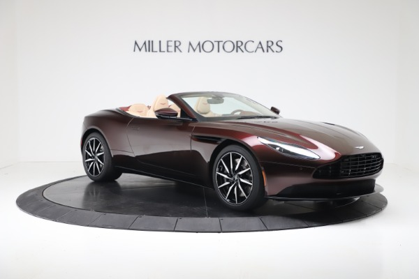 Used 2020 Aston Martin DB11 Volante Convertible for sale $223,900 at Alfa Romeo of Westport in Westport CT 06880 10