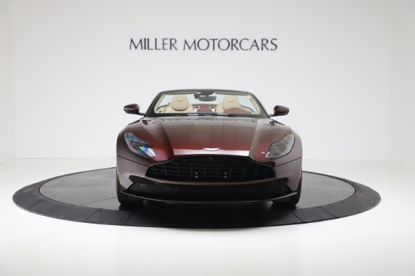 Used 2020 Aston Martin DB11 Volante for sale Sold at Alfa Romeo of Westport in Westport CT 06880 11