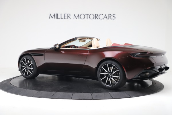 Used 2020 Aston Martin DB11 Volante Convertible for sale $223,900 at Alfa Romeo of Westport in Westport CT 06880 12